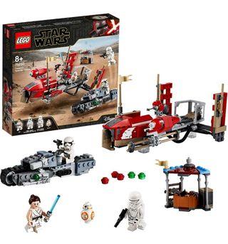 LEGO Star Wars guerra de las galaxias el ascenso