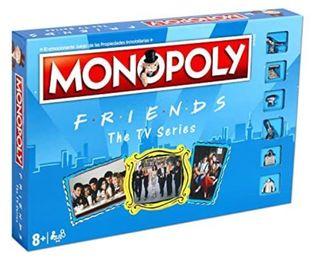 ELEVEN FORCE Monopoly Friends (12135), multicolor