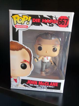 Funko Pop Jungla se Cristal - John McClane