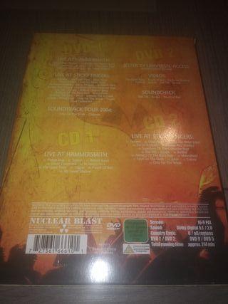 Heavy metal- Rock- Death- Black...