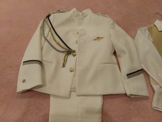 traje de comunión de almirante como nuevo talla 10