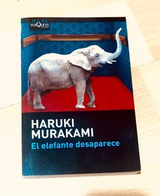 Libro: El elefante desaparece - Haruki Murakami
