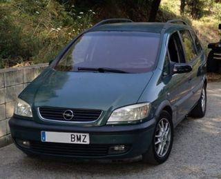 Despiece Opel Zafira A 2.0 DTI 16v 2001