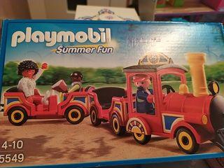 Playmobil tren