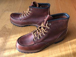 Botas Red Wing made in USA