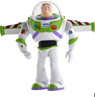 Mattel Disney Toy Story 4 Buzz Lightyear