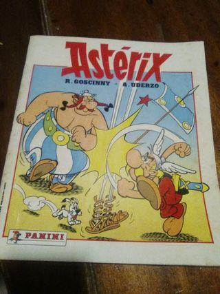 album de cromos COMPLETO asterix
