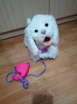Perro gogo interactivo