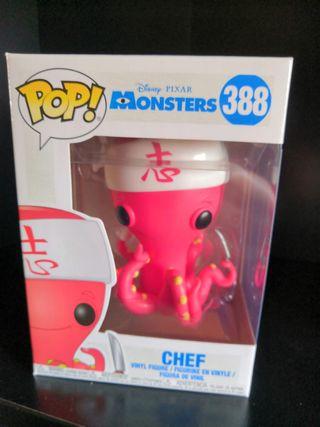 Funko Pop Moustros University - Chef