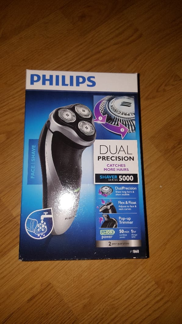 Afeitadora eléctrica Philips PT860/16