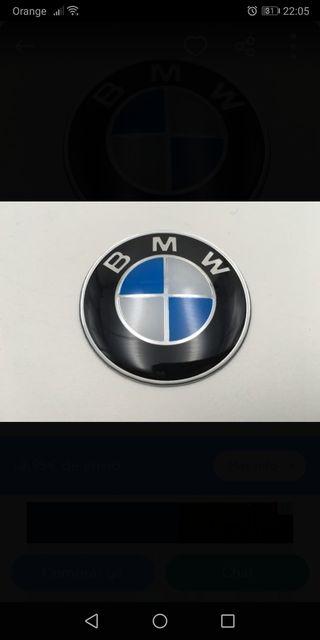emblema (insignia) bmw
