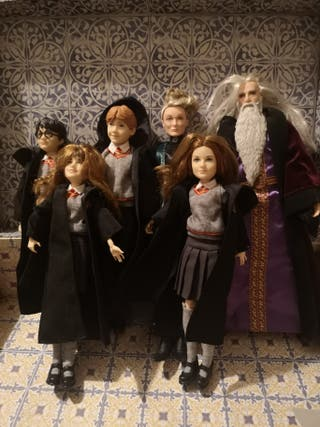 Harry potter dolls