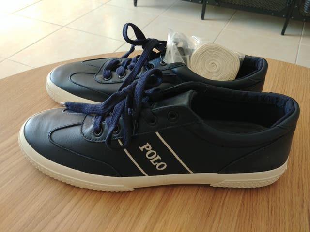 Zapatillas de hombre Polo Ralph Lauren