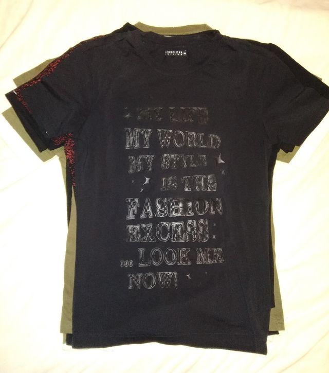 camiseta hombre talla xs