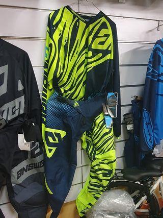 equipaciones para moto y quads mi tl607749877