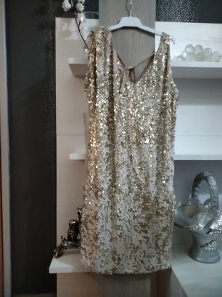 vestido de lentejuelas