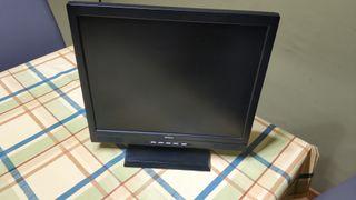 """Monitor de 17"""" VGA 4:3 y resolucion 1280x1024 60Hz"""