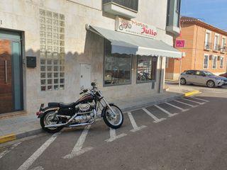 se vende Harley davidson sporster 883 año 1990