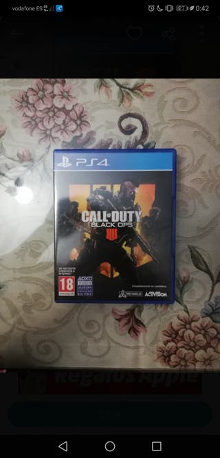 black ops 4 call of duty ps4