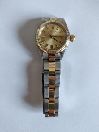 Rolex oyster perpetual mujer