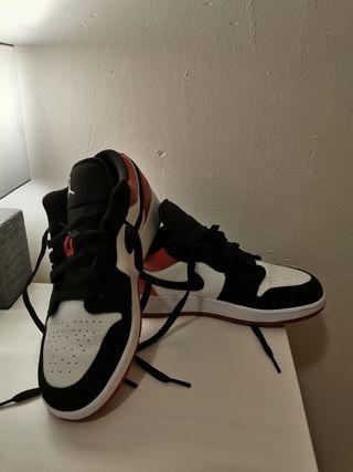 Nike Jordan, talla 38,5
