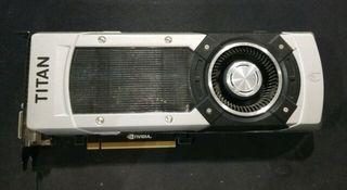 GTX Titan Black 6GB