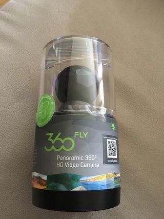 Cámara Fly 360
