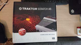 traktor scratch audio 6