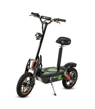 Aspide Patinete-Scooter Eléctrico Estilo Moto, Ple