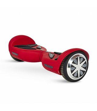 """Hoverboard 6.5"""" Color Rojo Lucido Con Motor De 350"""