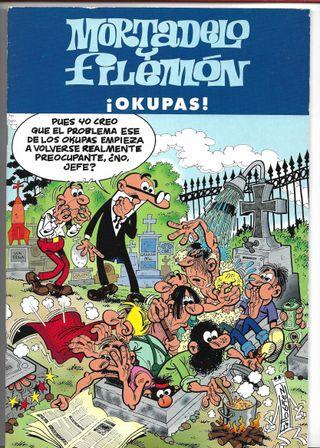 MORTADELO Y FILEMÓN....¡OKUPAS! - 2003