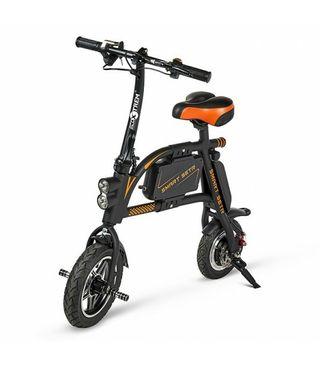 Moto, Bicicleta Eléctrica Moderna, Comoda Y Ligera