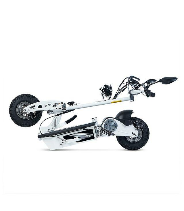 Rocket - Patinete-Scooter Eléctrico Plegable Con M