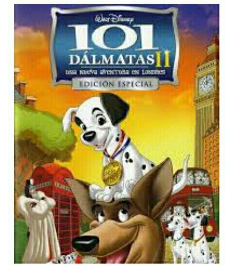 película 101 dalmatas 2 edición especial
