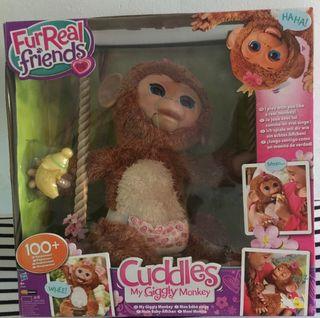 Cuddles my giggly Monkey SIN ESTRENAR