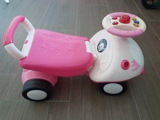 Andador y correpasillos para bebés.