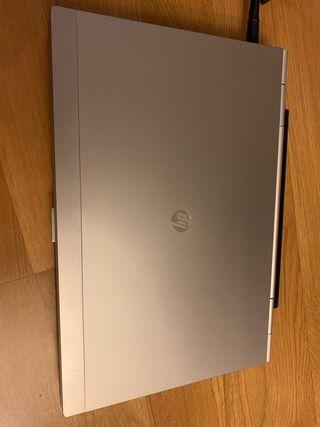 Portátil Hp elitebook 2560p 13 pulgadas