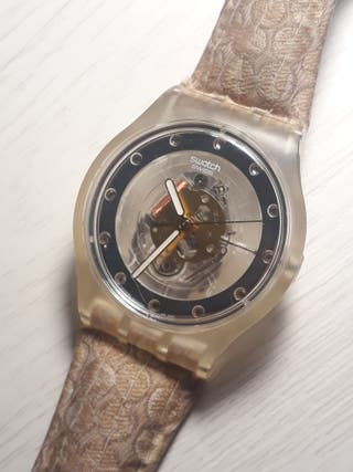 reloj de mujer Swatch