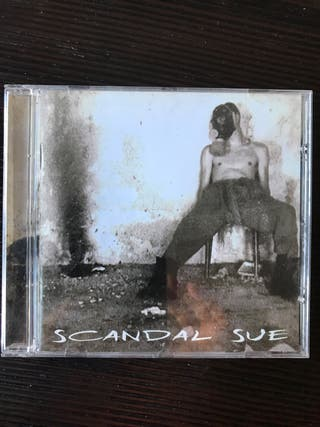 SCANDAL SUE CD BREATHE