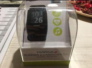 Tomtom runner music cardio 2