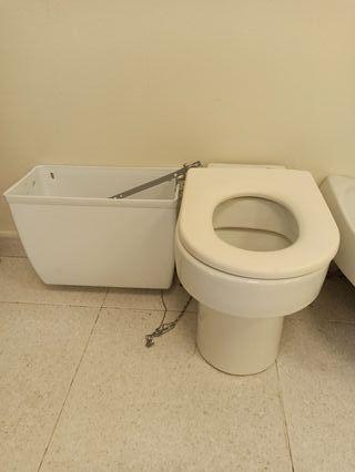 WC infantil + cisterna