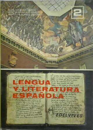 Lengua y Literatura Española. 2° BUP.