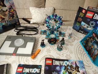 Starter pack Lego Dimensions para Wii U
