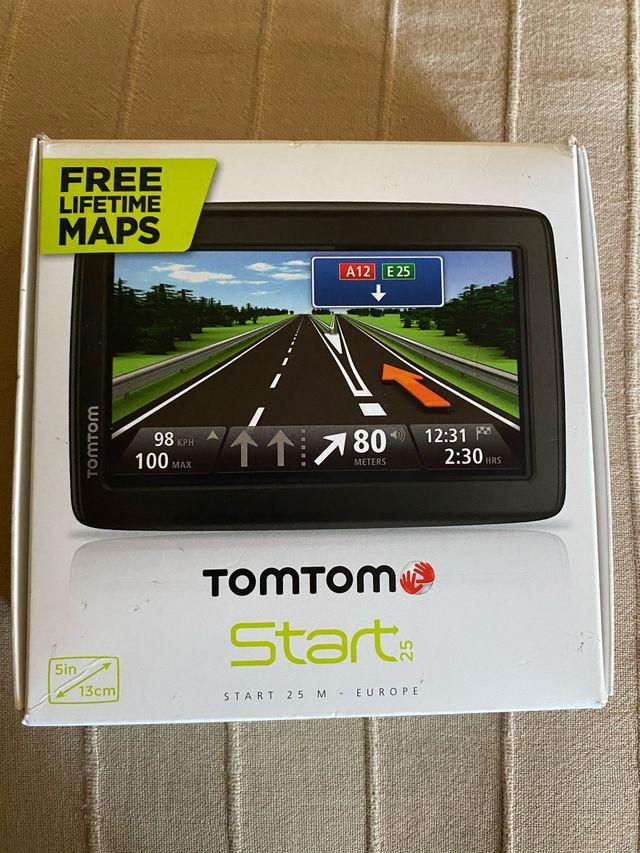 Tomtom Start 25 M Europe