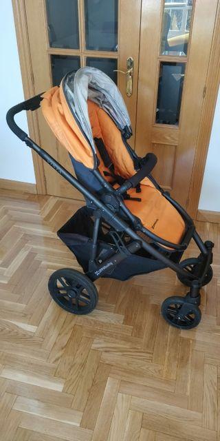 Dúo carro bebé Uppababy Vista