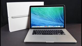 """Macbook Pro Retina 15"""" 1TB HDD + 256 GB SSD"""