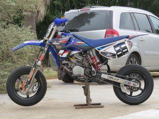 yamaha yz 85 minimotard pit bike
