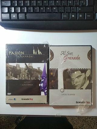 DVD de Granada nuevos