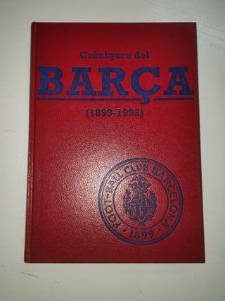 Croniques del Barça (1899-1992)
