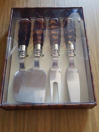Set de cuchillos para queso